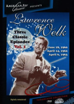 3 Classic Episodes Of The Lawrence Welk Show (DVD)