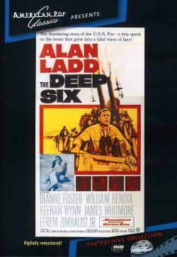 The Deep Six (DVD)
