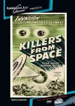 Killers From Space (DVD)