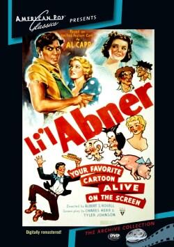 Buster Keaton: Li'l Abner (DVD)