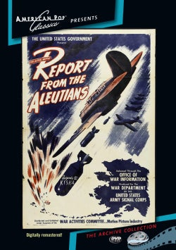 Report From The Aleutians (DVD)