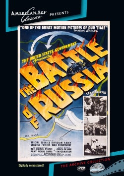 Why We Fight: The Battle Of Russia (DVD)
