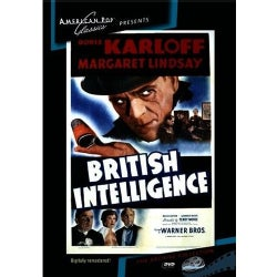 British Intelligence (DVD)