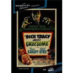 Dick Tracy Meets Gruesome (DVD)