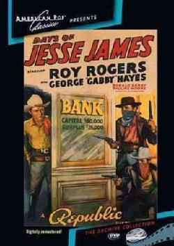 Days Of Jesse James (DVD)