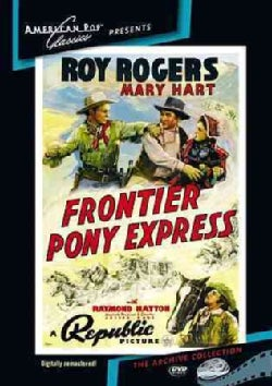 Frontier Pony Express (DVD)