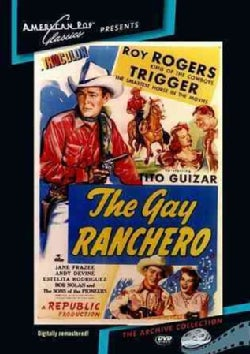 The Gay Ranchero (DVD)