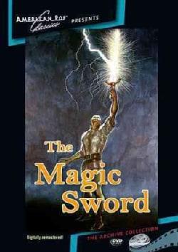 The Magic Sword (DVD)