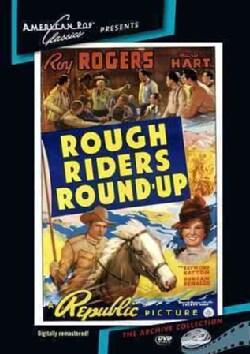 Rough Riders' Round-Up (DVD)