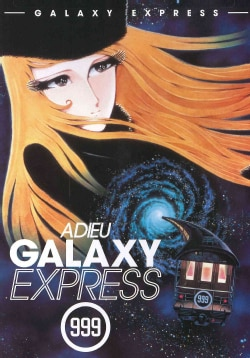 Adieu Galaxy Express 999 (DVD)