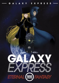 Galaxy Express 999 Eternal Fantasy (DVD)