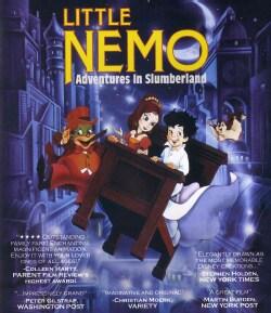 Little Nemo Adventures in Slumberland (Blu-ray Disc)
