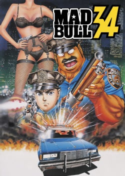 Mad Bull 34: The Complete Series (DVD)