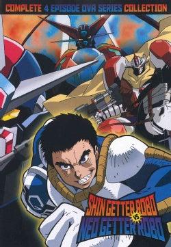 Shin Getter Robo Vs. Neo Getter Robot (DVD)