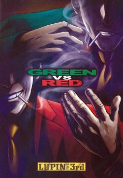 Lupin The 3rd: Green Vs. Red (DVD)