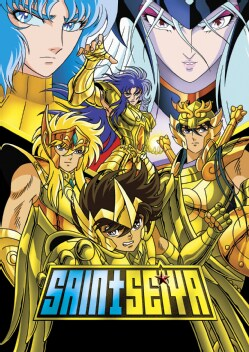 Saint Seiya: Movies 3 & 4 (DVD)