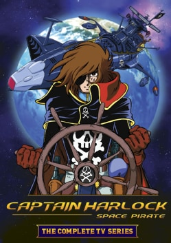 Captain Harlock Complete TV Series (DVD)