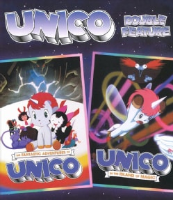 Unico Double Feature (Blu-ray Disc)