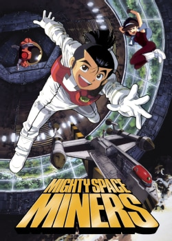 Mighty Space Miners (DVD)