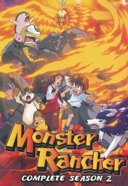 Monster Rancher Season 2 (DVD)