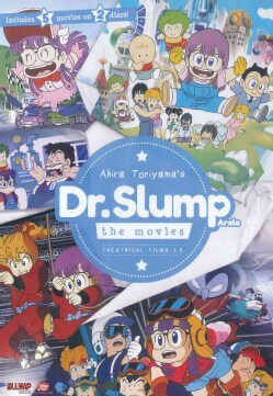 Dr. Slump Original Movies Collection (DVD)