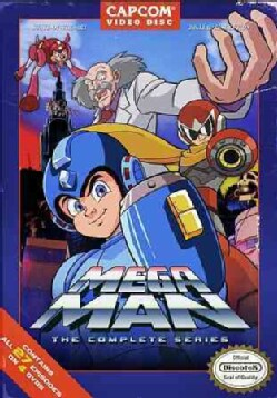 MegaMan: Complete Collection (DVD)