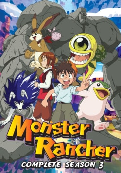 Monster Rancher Season 3 (DVD)