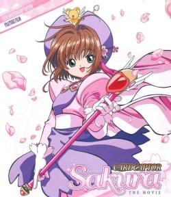 Cardcaptor Sakura The Movie (Blu-ray Disc)