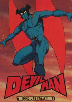 Devilman: Complete Series (DVD)