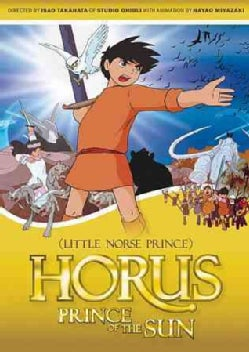 Horus, Prince of The Sun (Little Norse Prince) (DVD)