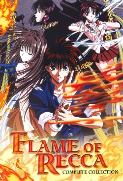 Flame of Recca: The Complete TV Series (DVD)