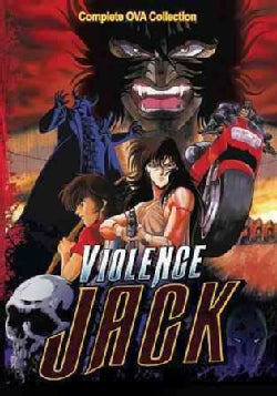 Violence Jack: The Complete Series (DVD)