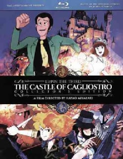 Lupin The 3rd: The Castle of Cagliostro (Blu-ray Disc)