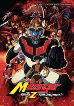 Mazinger Edition Z: The Impact! (DVD)