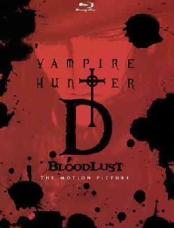 Vampire Hunter D: Bloodlust (Blu-ray Disc)