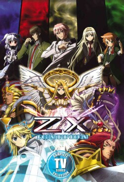 Z/X Ignition: Complete Series (DVD)