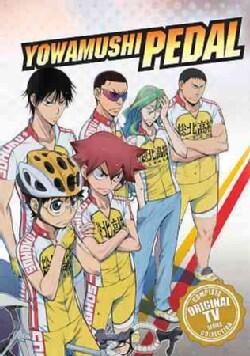 Yowamushi Pedal Complete First Series (DVD)