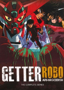 Getter Robo Armageddon: The Complete Series (DVD)