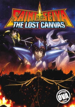 Saint Seiya Lost Canvas: Complete Series (DVD)