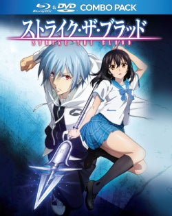Strike The Blood TV Series Collection