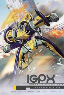 IGPX Immortal Grand Prix: The Complete Collection (DVD)