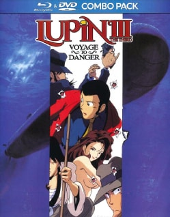 Lupin the 3rd: Voyage to Danger (Blu-ray/DVD)