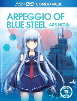 Arpeggio of Blue Steel TV Series (Blu-ray/DVD)