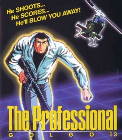 Golgo 13: The Professional (Blu-ray Disc)