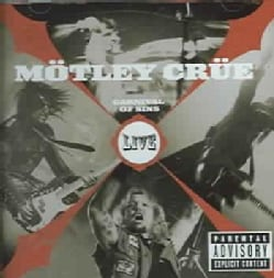 Motley Crue - Carnival of Sins (Parental Advisory)