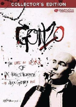 Gonzo: The Life & Work Of Dr. Hunter S. Thompson (DVD)
