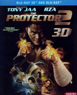 The Protector 2 3D (Blu-ray Disc)