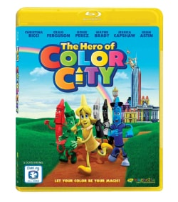 The Hero Of Color City (Blu-ray Disc)