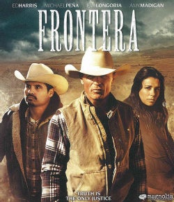 Frontera (Blu-ray Disc)