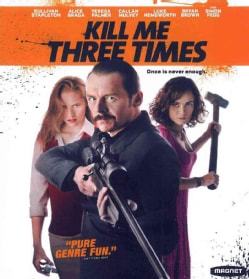Kill Me Three Times (Blu-ray Disc)